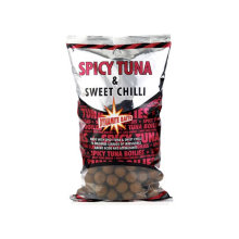 Бойлы тонущие Dynamite Baits 15 мм Spicy Tuna & Sweet Chilli 1 кг