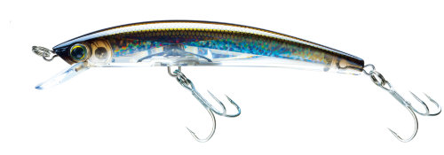 Воблер F1145-SBR Yo-Zuri CRYSTAL 3D MINNOW (F) 90,110 mm