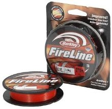 Плетеный шнур Berkley Fireline Exceed Red 270m 0,32mm 23,5kg