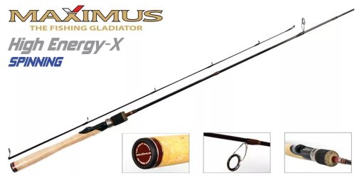 Удилище Maximus High Energy - X 18UL 1,8m / 1-7g