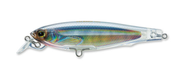 Воблер F1135-HGSH Yo-Zuri 3DS MINNOW (SP) 70mm