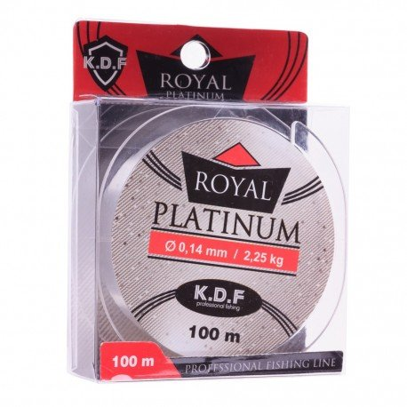 Леска K.D.F. Royal Platinum
