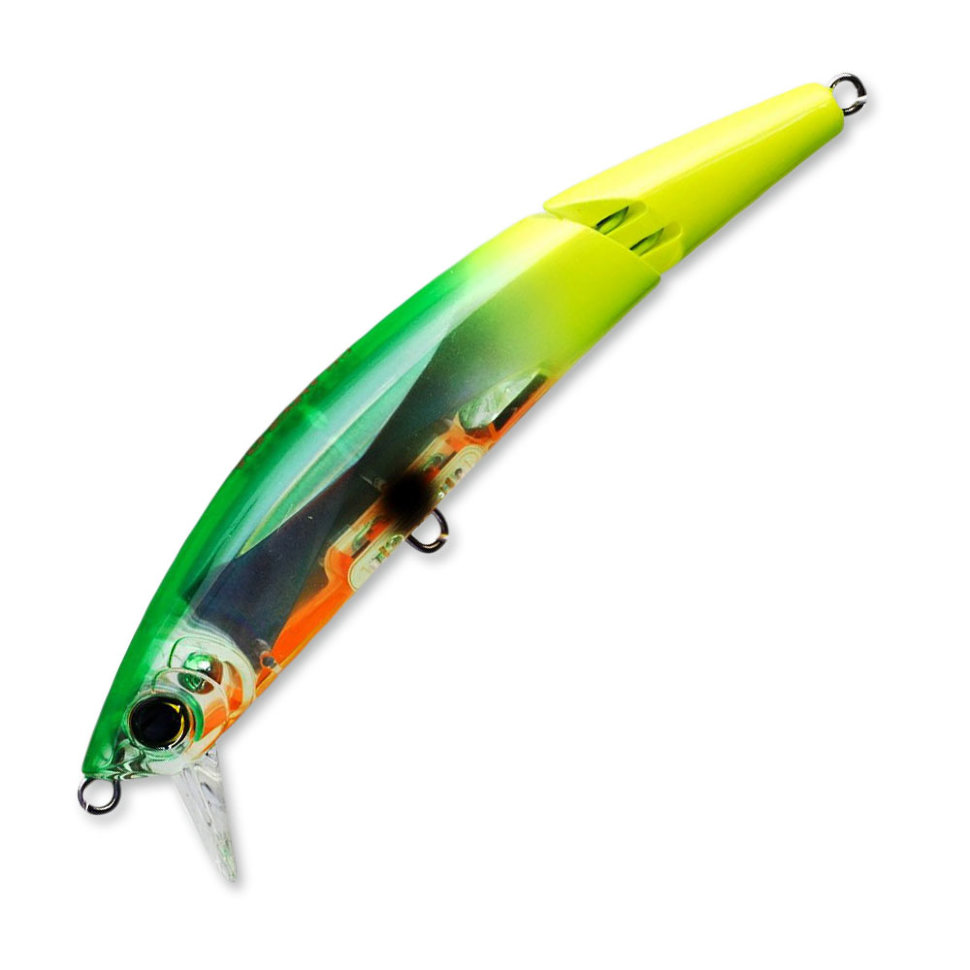 Воблер F1096-BTCL Yo-Zuri CRYSTAL 3D MINNOW JOINTED (F) 100mm
