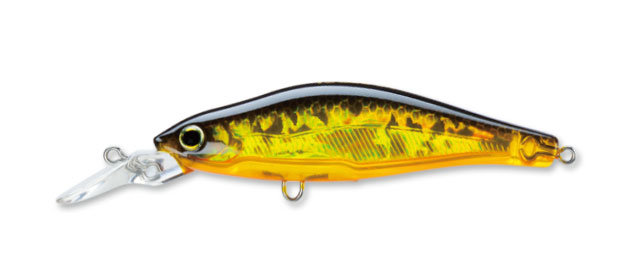 Воблер F1136-HGBL Yo-Zuri 3DS SHAD SR (SP) 65mm