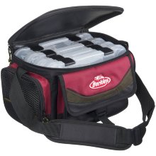 Сумка Berkley SYSTEM BAG L RED-Black + 4 BoxES