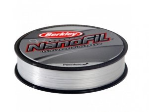 Леска Berkley NanoFil Clear 270m