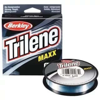 Леска Berkley Trilene MAXX 300m 0.40mm. Clear