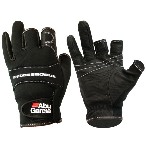 Перчатки Abu Garcia Stretchable Neoprene Gloves L,XL